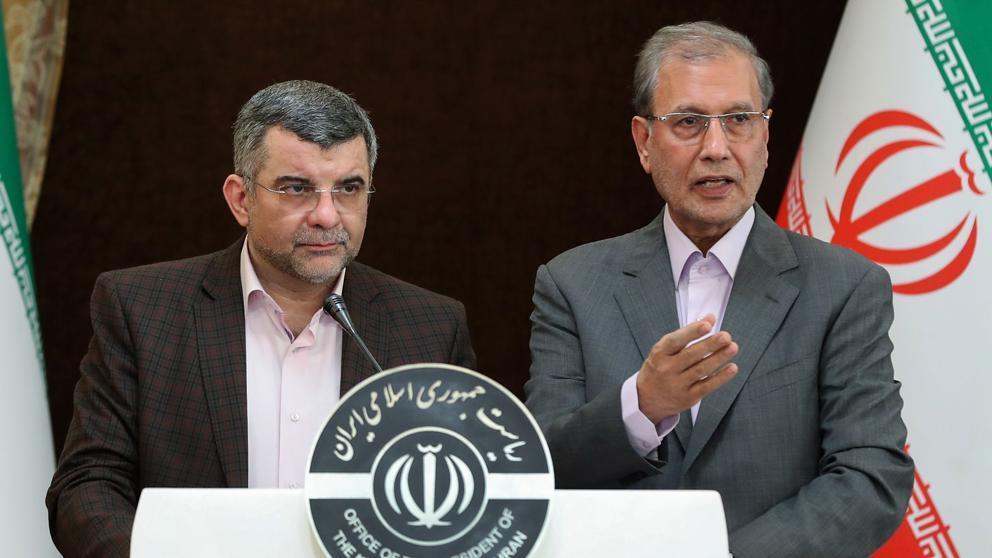 VICEMINISTRO DE SALUD IRANÍ DA POSITIVO AL NUEVO CORONAVIRUS