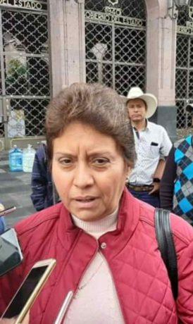 ALCALDESA DE CALCAHUALCO SE REGALA SALARIO DE 100 MIL