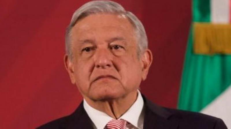 """AMLO INSISTE QUE HAY """"MANO NEGRA"""" DETRÁS DE PARO NACIONAL"""