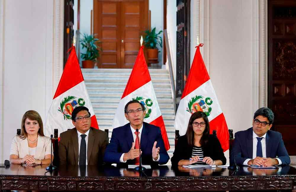 PERÚ DECLARA ESTADO DE EMERGENCIA Y CONFINA A LA POBLACIÓN POR CORONAVIRUS