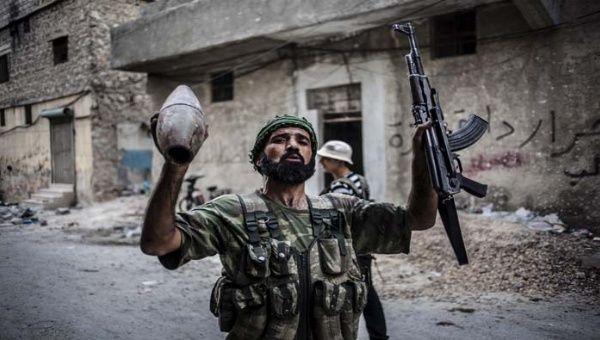 FUERZAS KURDAS ACEPTAN LLAMADO DE LA ONU DE CESE AL FUEGO EN SIRIA