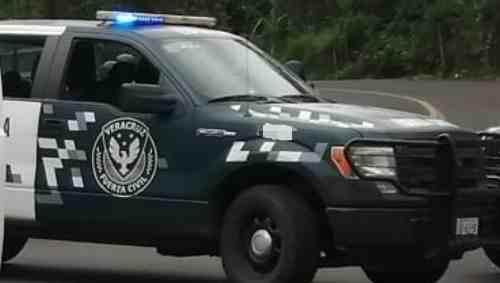 DENUNCIAN ABUSO POLICIAL