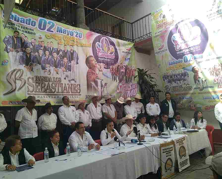 PRESENTAN FERIA-CARNAVAL DE HUATUSCO