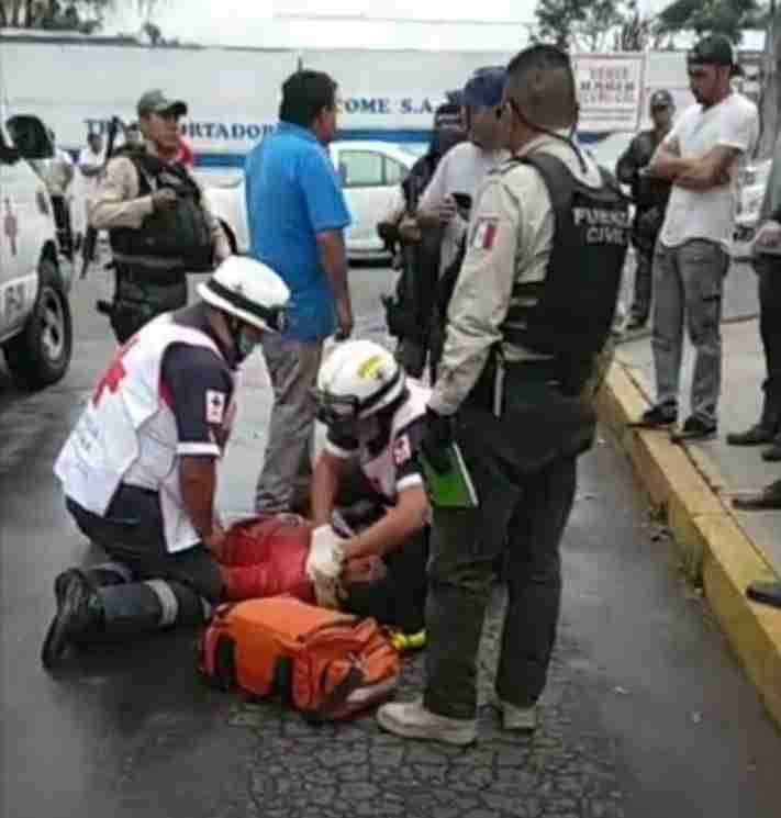 DERRAPA ADOLESCENTE EN HUATUSCO