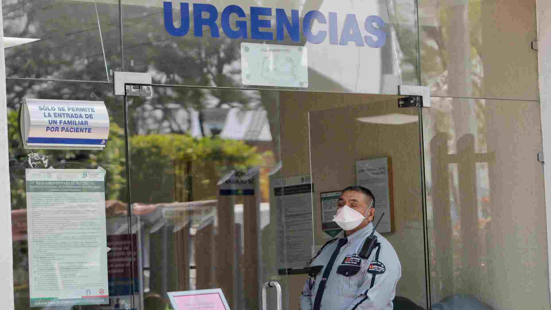 MÉXICO PUEDE CONTROLAR BROTES EPIDEMIOLÓGICOS