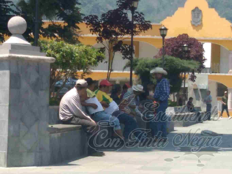 CONVIERTEN PARQUE DE CHOCAMÁN EN CANTINA