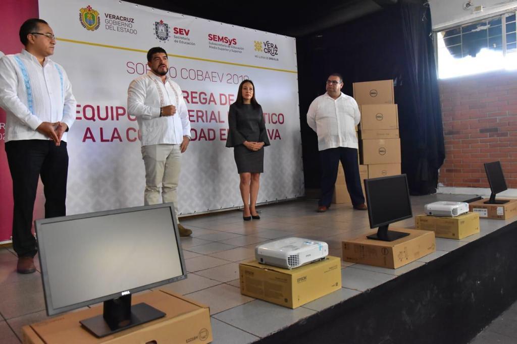 RECIBEN COBAEVS RECURSOS POR 5.4 MILLONES