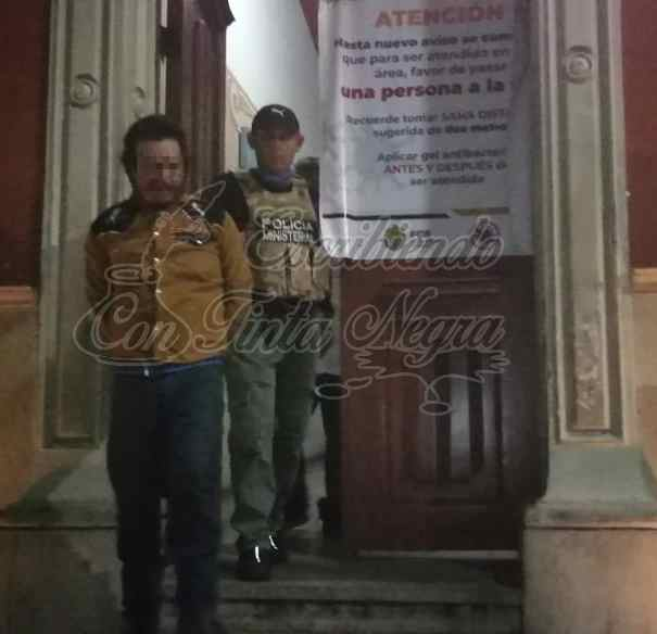 CAPTURAN A HOMICIDA DE COSCOMATEPEC