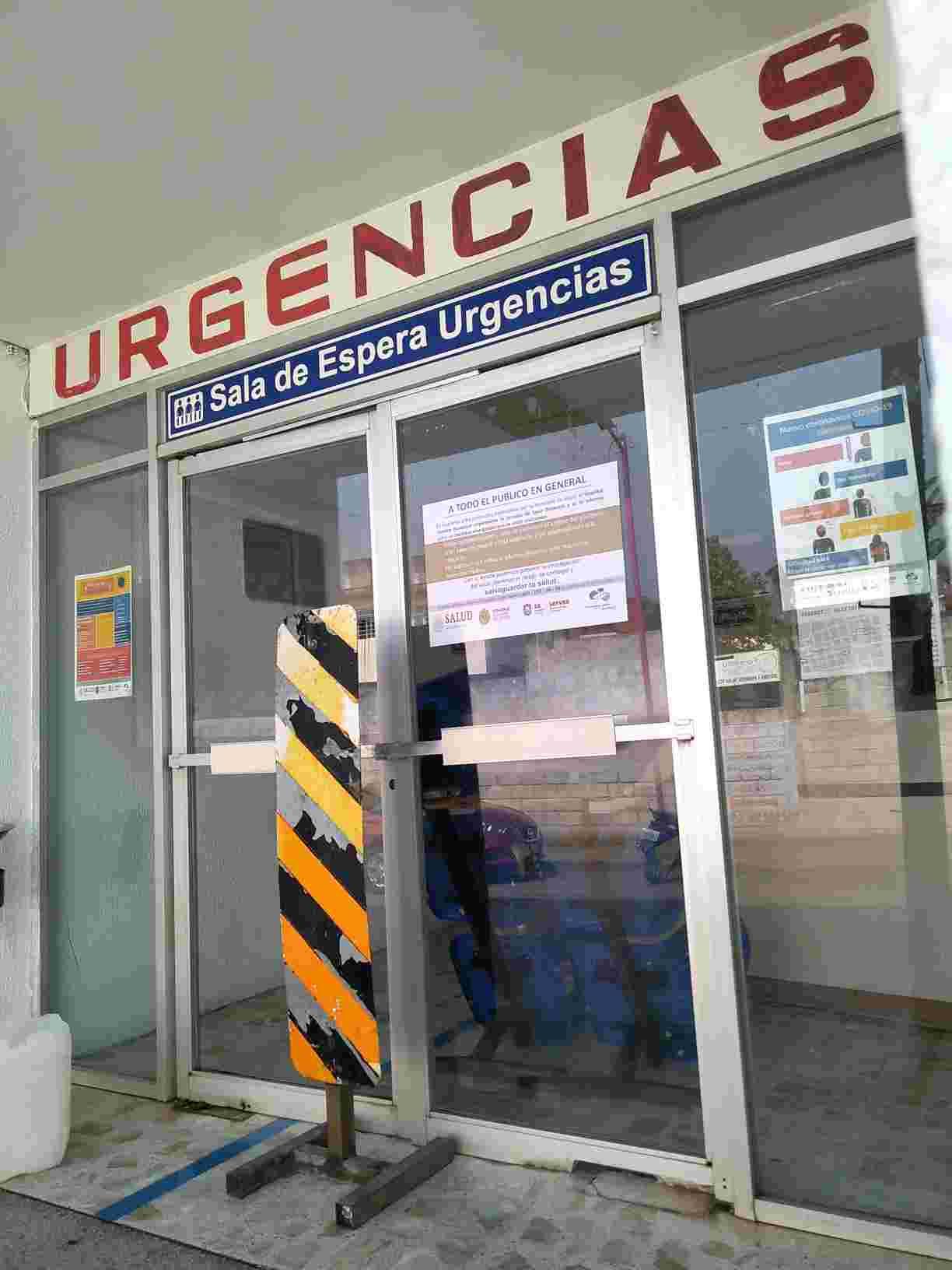 """""""CIERRAN"""" HOSPITAL DE HUATUSCO"""
