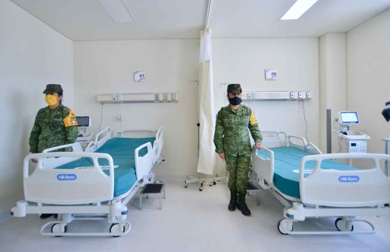 HOSPITAL MATERNO-INFANTIL DE COATZA SERÁ PARA ATENDER PACIENTES DE COVID-19