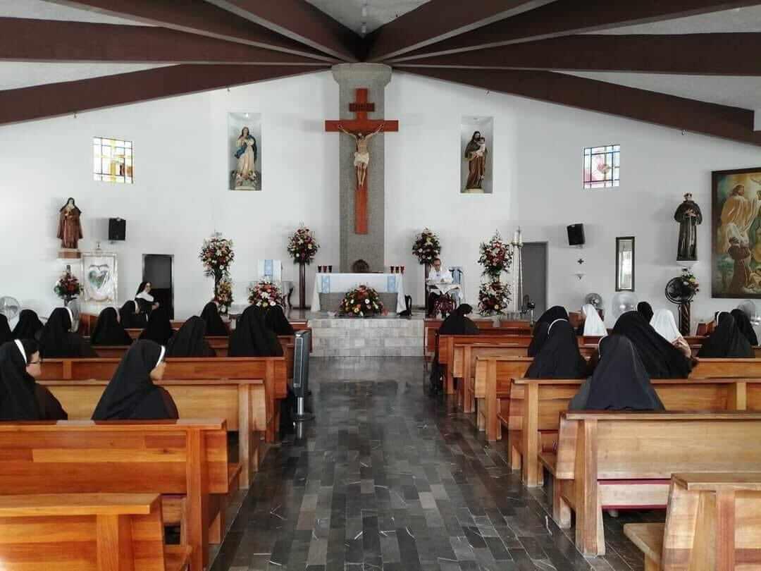 BROTE DE CORONAVIRUS EN CONVENTO; UNA RELIGIOSA YA FALLECIÓ