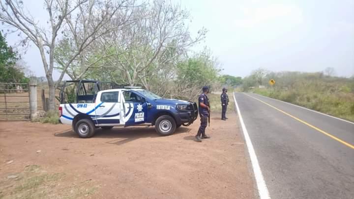 ALCALDESA DE TOTUTLA NO APOYA A SUS POLICIAS