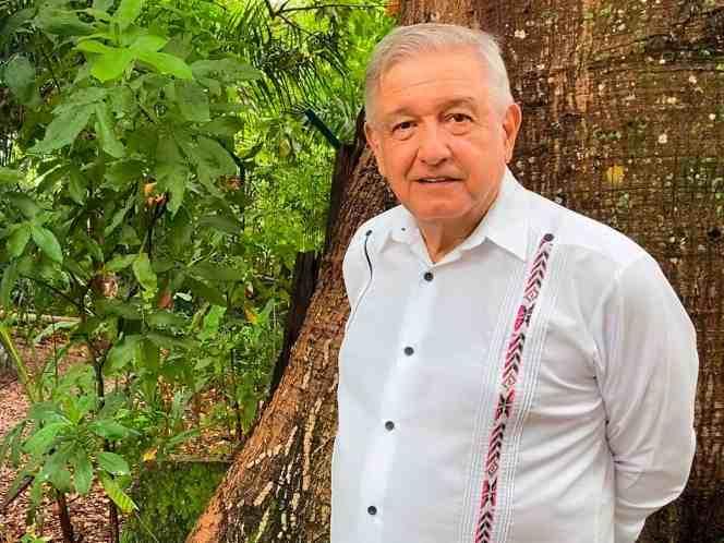 'NO ESTARÉ EN EL GOBIERNO SI EL PUEBLO NO ME APOYA': LÓPEZ OBRADOR