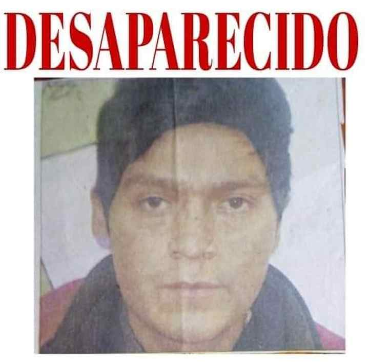 DESAPARECE CAMPESINO DE CHOCAMÁN