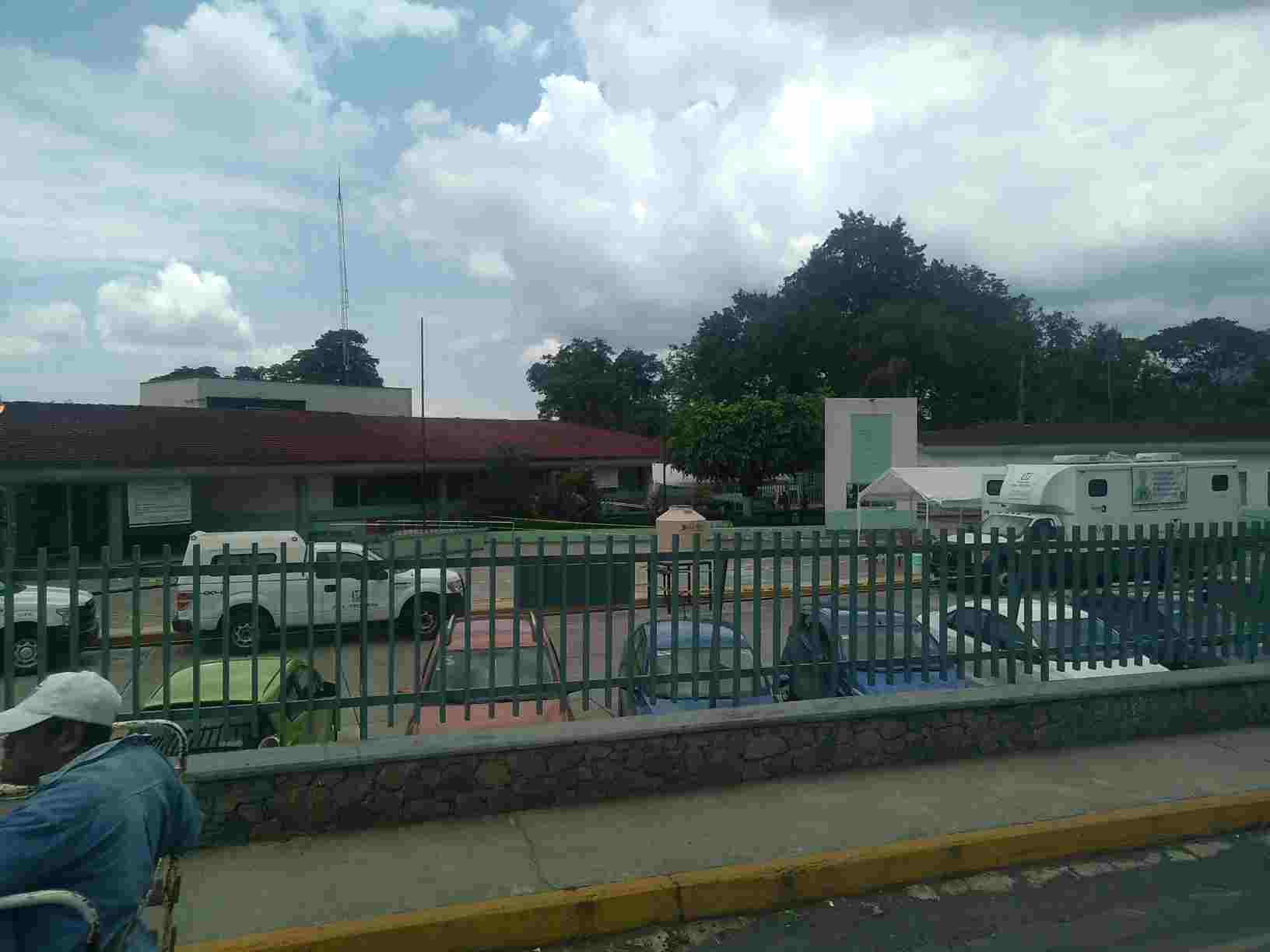 DETECTAN MÚLTIPLES CASOS DE COVID EN HOSPITAL DE COSCO