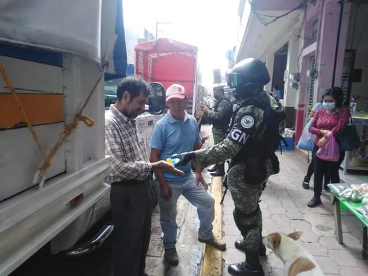 ASCIENDEN A 8 LOS CASOS DE CORONAVIRUS EN HUATUSCO