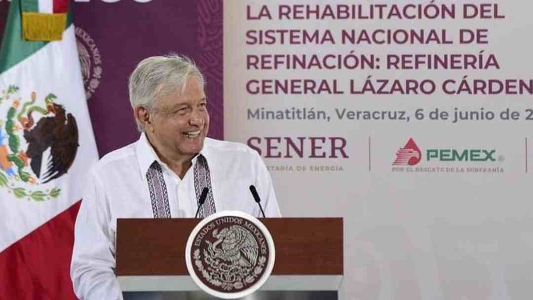 PRONTO SE ACABARÁ EL HUACHICOL EN MÉXICO, AFIRMA AMLO