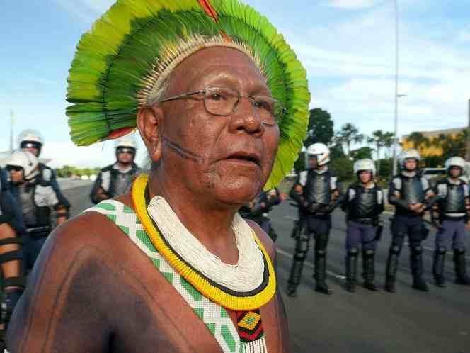 MUERE EL INDÍGENA PAULO PAIAKAN, GUARDIÁN DE LA AMAZONIA