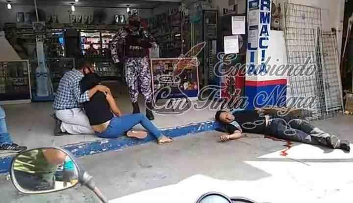 ASESINAN A POLICÍA; HAY TRES LESIONADOS