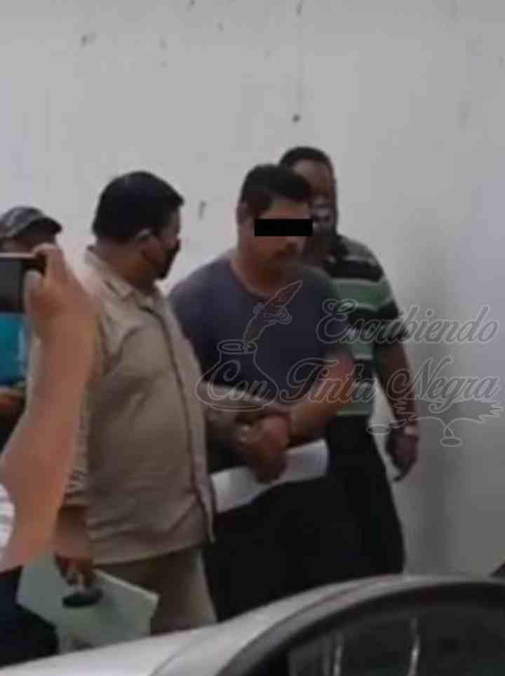 DETIENEN A POLICÍA QUE ASESINÓ A COMPAÑERA