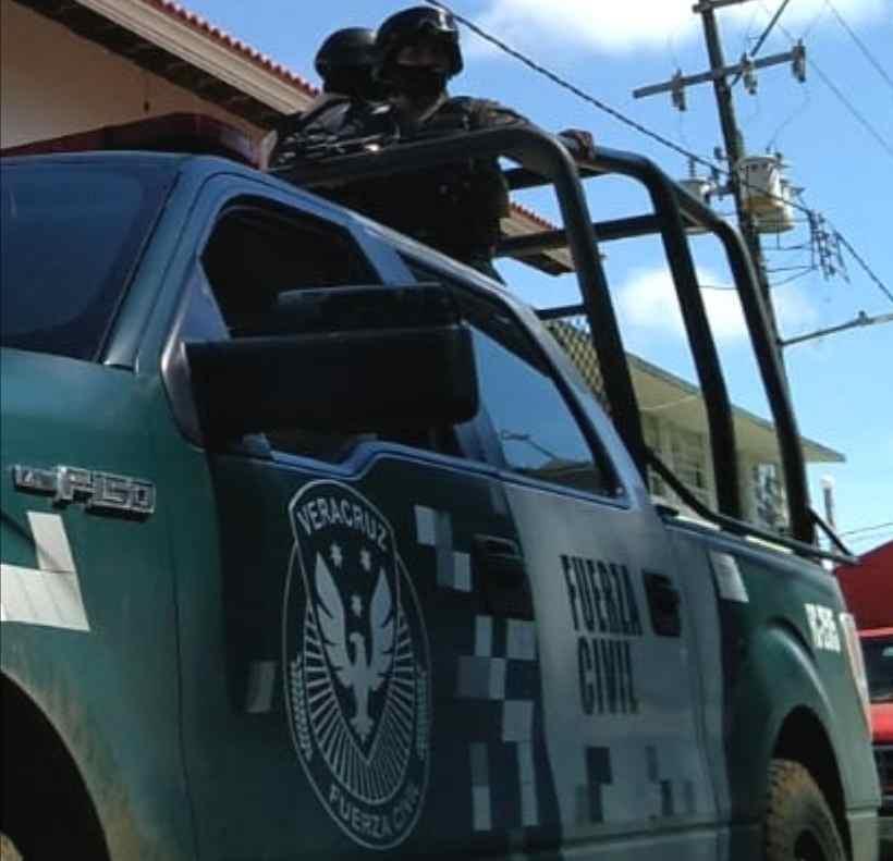 DENUNCIAN A ELEMENTOS DE FUERZA CIVIL POR ABUSO DE AUTORIDAD
