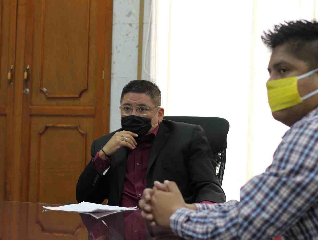 CONGRESO MANTIENE ACTIVIDADES ACATANDO MEDIDAS SANITARIAS