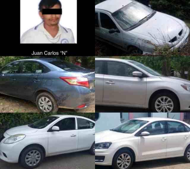 RECUPERAN 9 AUTOS CON REPORTE DE ROBO