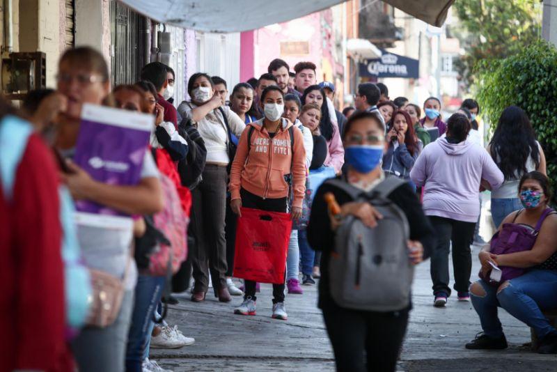 EN MÉXICO VAN 43 MIL 374 MUERTOS POR CORONAVIRUS