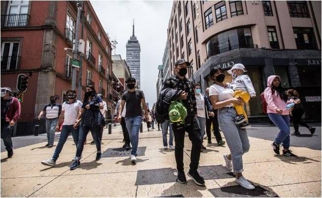 EN MÉXICO VAN 41 MIL 190 MUERTOS POR CORONAVIRUS