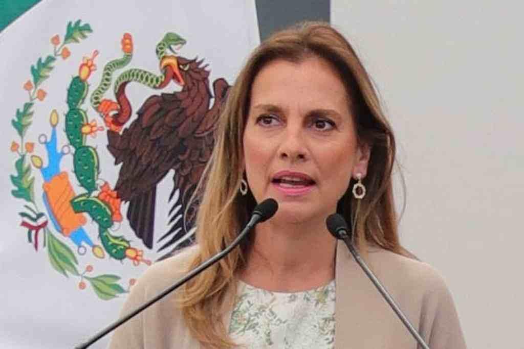 """""""YA NO HAY PRIMERA DAMA, NI ESPOSA QUE BUSQUE CARGO DE ELECCIÓN POPULAR"""": BEATRIZ GUTIÉRREZ MÜLLER"""
