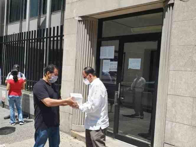 HOY LLEGAN A MÉXICO 200 URNAS DE FALLECIDOS POR COVID EN EU