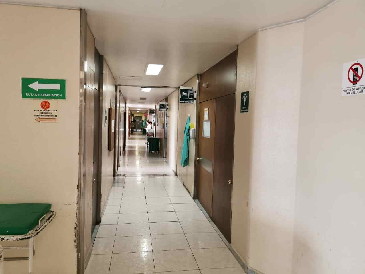 IMSS AUMENTA NÚMERO DE CAMAS EN HOSPITAL DE ORIZABA
