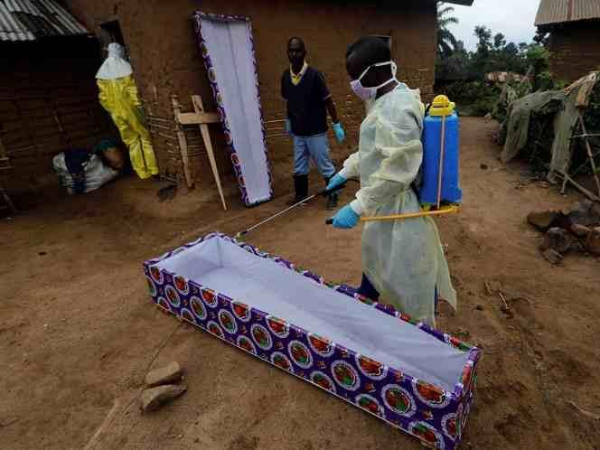 NUEVA EPIDEMIA DE ÉBOLA SE EXPANDE EN EL CONGO