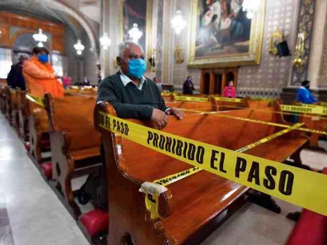 SE DECLARA LISTA LA IGLESIA EN MÉXICO PARA REABRIR TEMPLOS