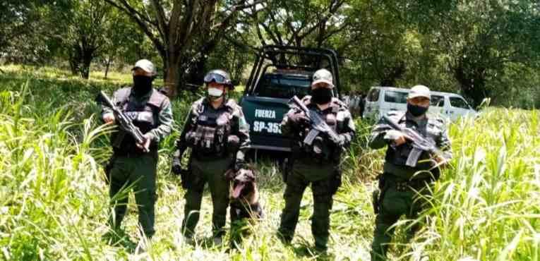 USAN BINOMIOS CANINOS PARA BÚSQUEDA DE RESTOS EN FOSAS