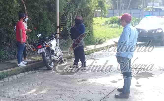 DERRAPA COBRADOR EN HUATUSCO