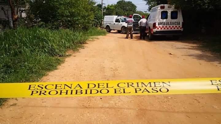 EJECUTAN A PAREJA DE POLICIA ESTATAL