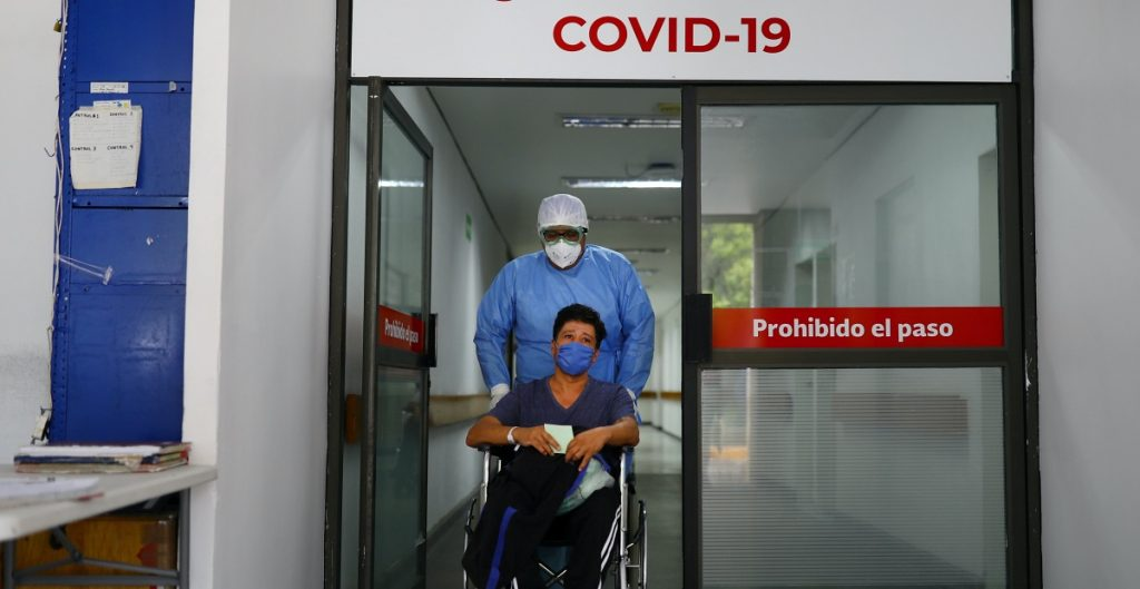 MÉXICO REBASA LOS 400 MIL CASOS CONFIRMADOS DE CORONAVIRUS
