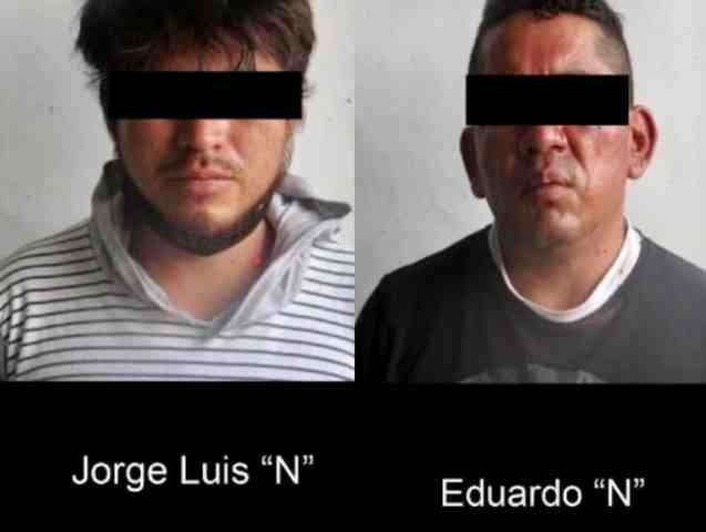 VINCULAN A PROCESO A EXTORSIONADORES DE FORTÍN
