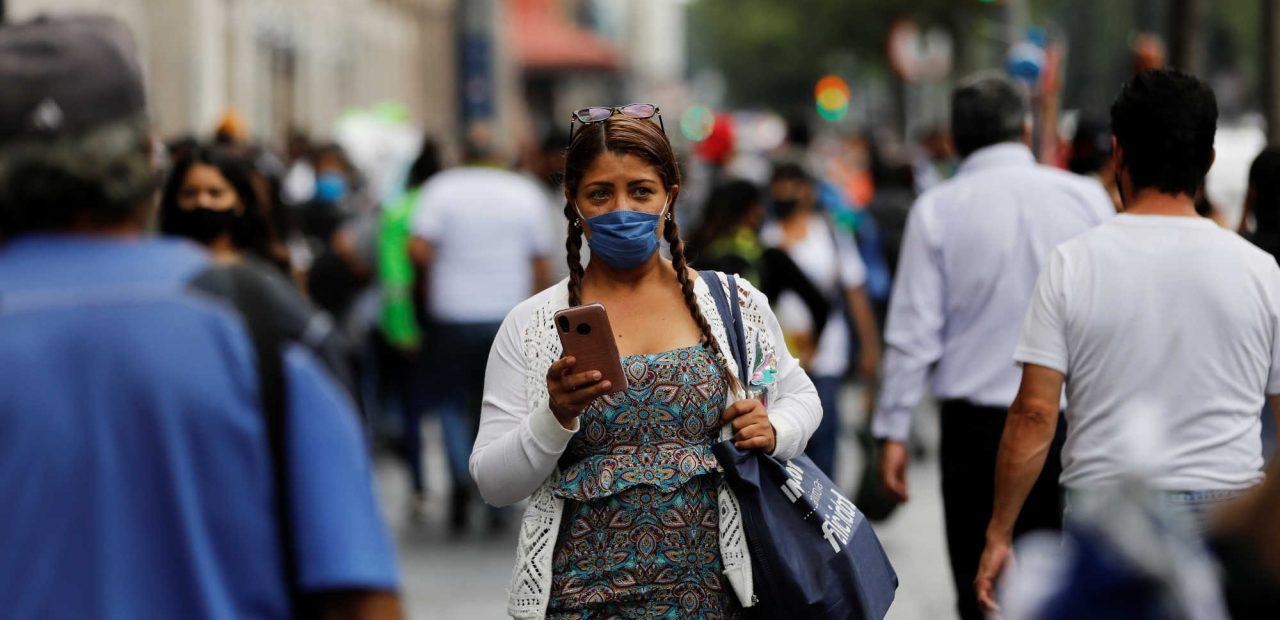 REPORTAN 4 MIL 448 NUEVOS CASOS DE COVID-19 EN MÉXICO.