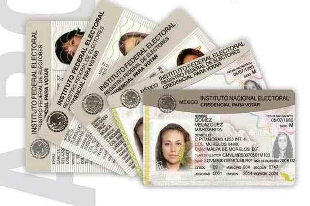 INSTITUTO NACIONAL ELECTORAL EXTIENDE VIGENCIA DE CREDENCIALES