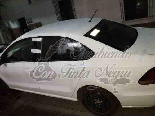 POLICIA DE HUATUSCO ASEGURA DOS AUTOS ROBADOS