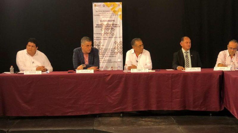 CONCLUYE PRIMER SEMINARIO DEPORTIVO EN LÍNEA
