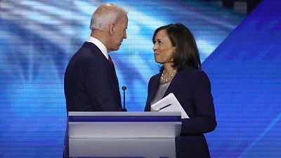 "CALIFICA TRUMP DE ""DESAGRADABLE"" A KAMALA HARRIS, CANDIDATA A VICEPRESIDENTA DE EU"