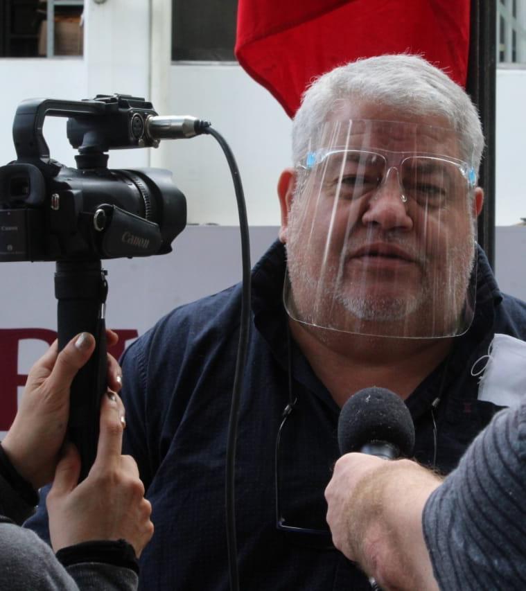 QUIENES TENGAN ASPIRACIONES POLÍTICAS DEBEN SEPARARSE DEL CARGO