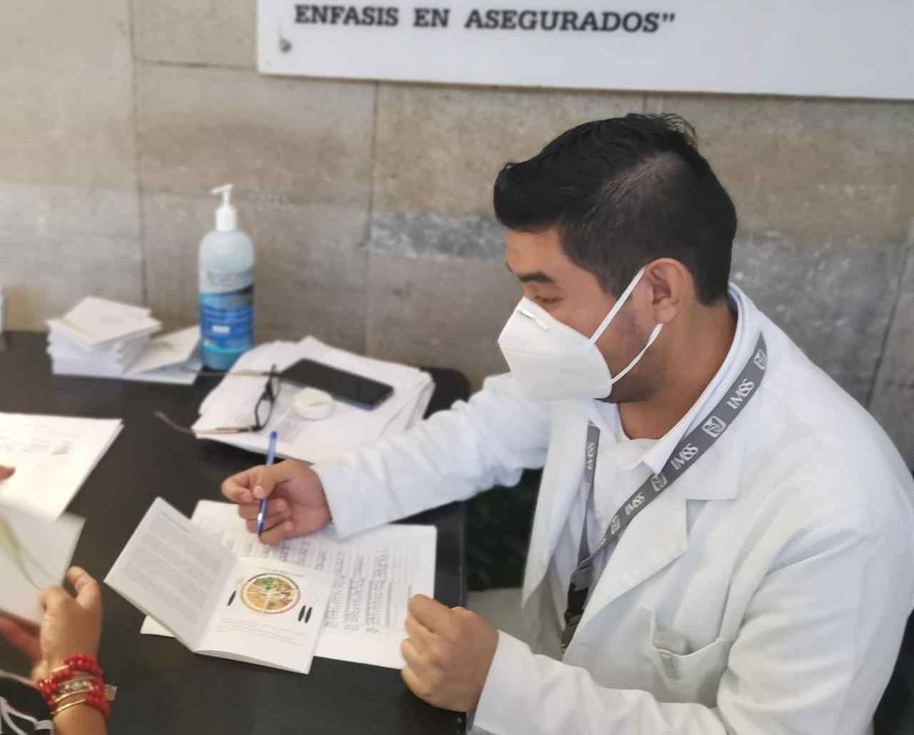 RECOMIENDA IMSS ALIMENTACIÓN SALUDABLE DURANTE CONTINGENCIA SANITARIA
