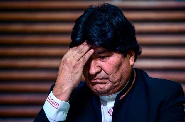 DENUNCIA GOBIERNO DE BOLIVIA A EVO MORALES POR TRATA DE PERSONAS