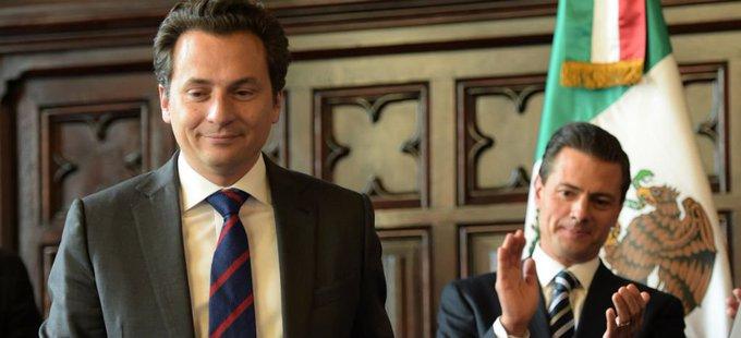 PRI SE DESLINDA DE EMILIO LOZOYA, EX DIRECTOR DE PEMEX