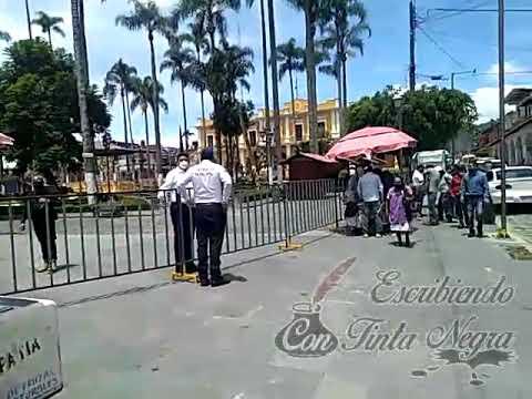 CIERRAN PLAZA DE COSCO