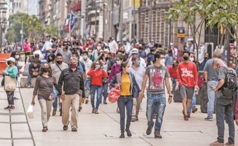 MÉXICO LLEGA A LAS 63 MIL 819 MUERTES POR CORONAVIRUS